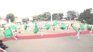 Drum Band Pertiwi Bhara Smaragita SMA 1 Batusangkar