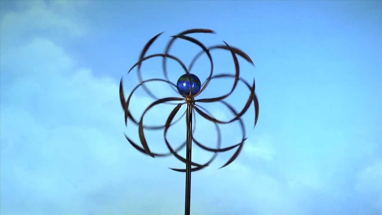 Metal Wisp Wind Spinner | Wind Spinners | Plow & Hearth