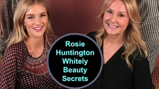 Rosie Huntington Whiteley Beauty Secrets  - Nadine Baggott
