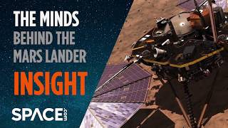 The Minds Behind Mission InSight, Mars