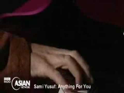 Sami Yusuf performing Anything for you