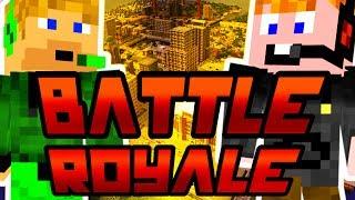 Minecraft - Battle royale [A HARC CSAK MOST KEZDŐDIK!]