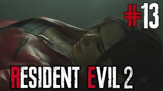 Resident Evil 2 Remake - Cap. 13 - Maldito William - Claire Redfield