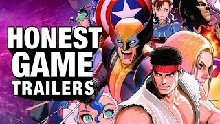 MARVEL vs. CAPCOM (Honest Game Trailers) thumbnail