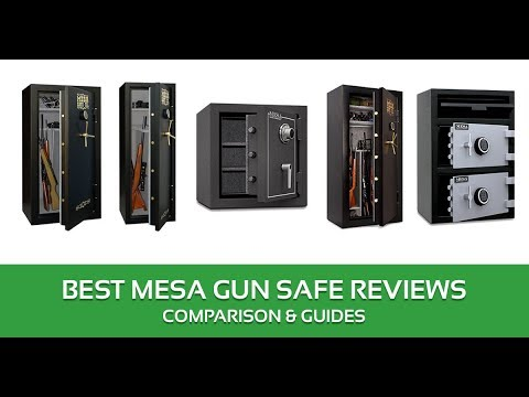 Best Mesa Gun Safe Reviews