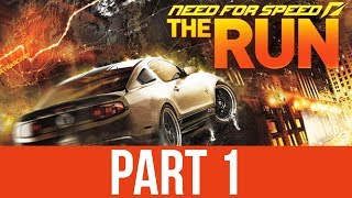 gameplay Need For Speed The Run - i7 2600,Nvidia GT545 (3GB),8 GB Ram