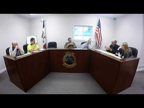 Blakesburg City Council 050916 480