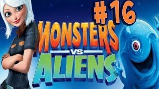 Monsters vs. Aliens - Walkthrough - Part 16 - In The Canyons (PC) [HD]