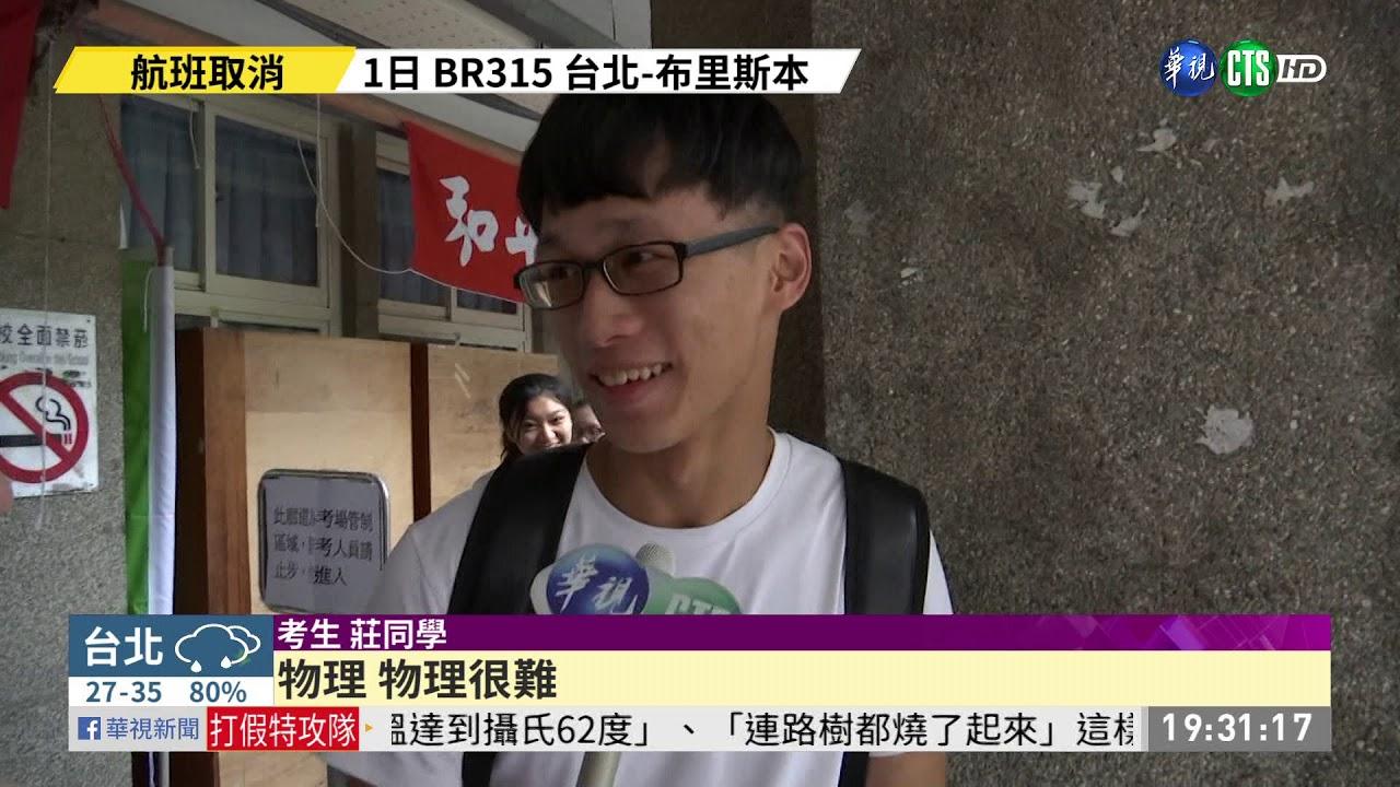 遠見最佳大學排行 臺大穩坐冠軍 | 華視新聞 20190701 - YouTube