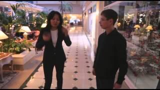видео отель Астана