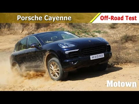 porsche cayenne off road test a short experience youtube. Black Bedroom Furniture Sets. Home Design Ideas