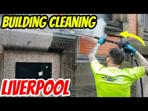 Building Cleaning Liverpool