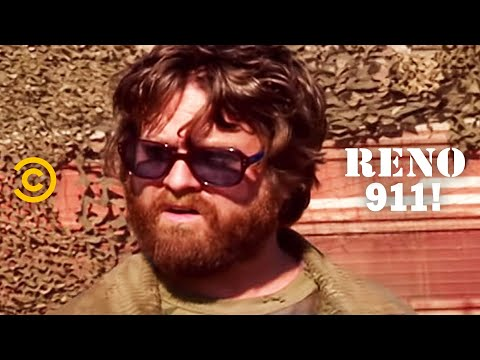 Alien Shooting - RENO 911!