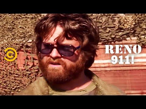 Alien Shooting - RENO 911!
