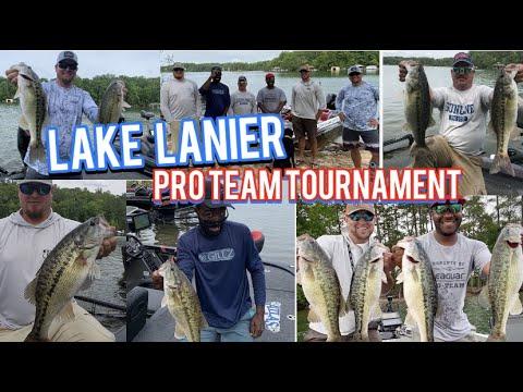 Lake Lanier Fishing Pro Team Tournament