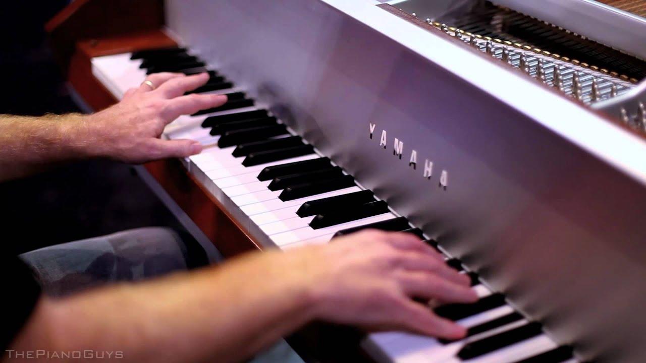 one direction what makes you beautiful 5 piano guys 1 piano