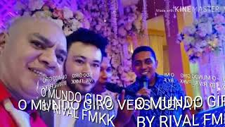 Lagu Dansa O Mundo Giro Versi Cepat