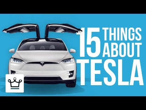 Thumbnail: 15 Things You Didn't Know About TESLA