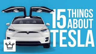15 Things You Didn't Know About TESLA