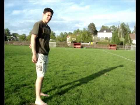 Murat Acar - Acrobatics and Cool flips!