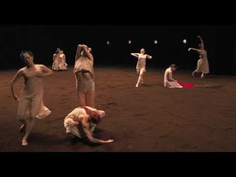 Pina Bausch - Extract from the Rite of Spring