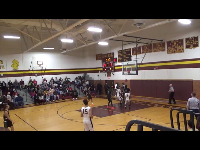 Game Highlights Boys' Varsity: Green Tech 80 vs Bishop Gibbons 56 (F)