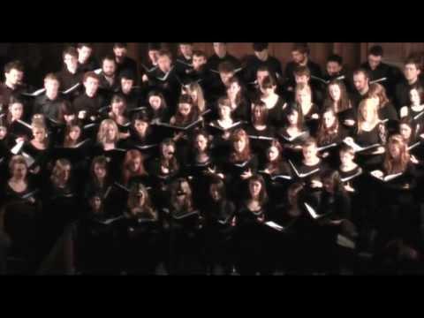 Karácsonyi Bölcsődal - Trinity Singers