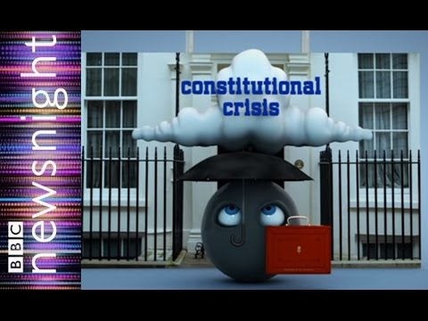 How a coalition works: Confidence and Supply - Newsnight