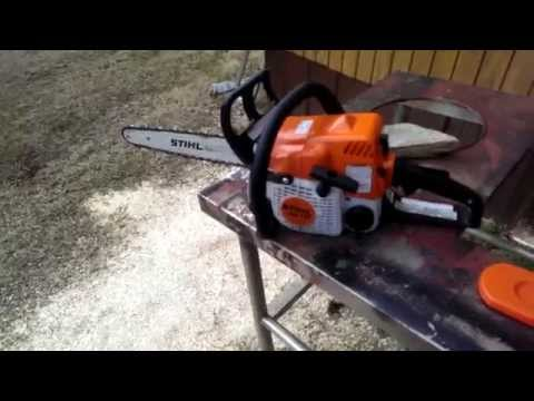 stihl ms170 review after 2 years of ownership doovi. Black Bedroom Furniture Sets. Home Design Ideas