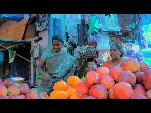 Pondicherry Goubert Market