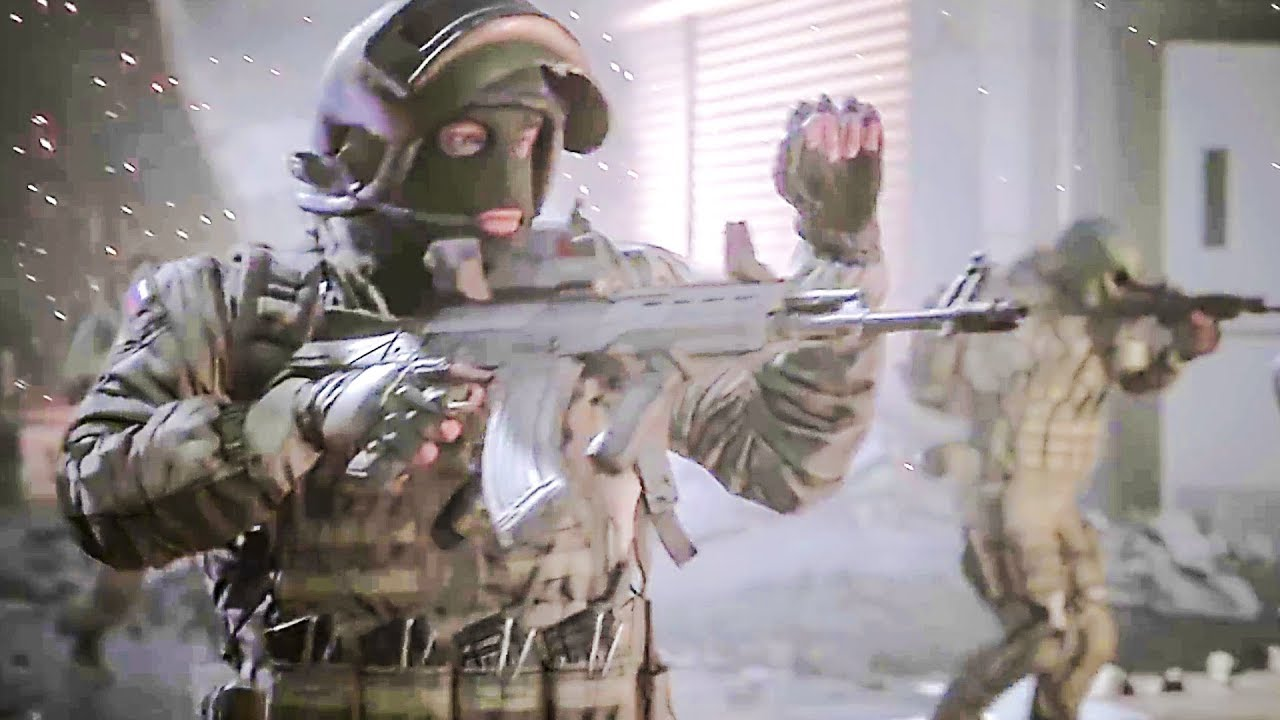 WORLD WAR 3 Bande Annonce de Gameplay (FPS, 2018)