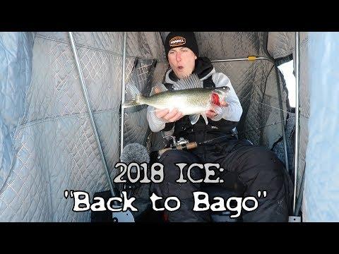 Lake Winnebago Ice Fishing - Back To Bago!