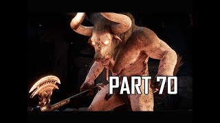 ASSASSIN'S CREED ODYSSEY Walkthrough Part 70 - Mythical Minotaur (Let's Play Commentary)