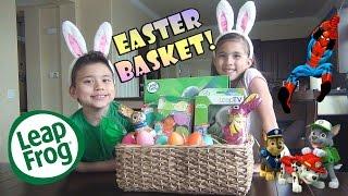 LeapFrog LeapTV Easter Surprise – EvanTube and PAW Patrol