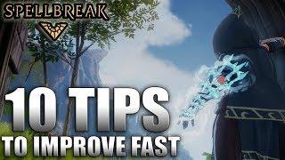10 Tips to Improve Fast in Spellbreak Beta!!! - Spellbreak Guide by MARCUSakaAPOSTLE