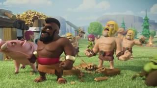 Clash Of Clans NEW Hog rida Trailer