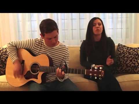 Ed Sheeran - The A Team Acoustic Cover by Sara Diamond & Matt Aisen