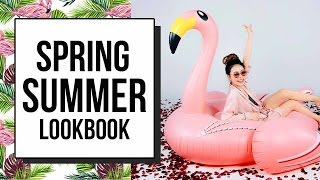 Summer Lookbook X Fablab | Janemakeup