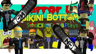 Roblox Terror In Bikini Bottom W / Pinguin, Bey, Com und Jerry