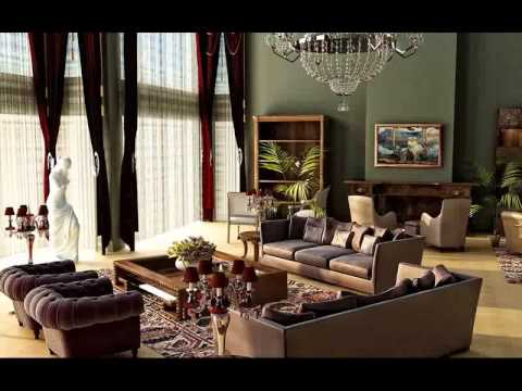 Living room ideas small house home design 2015 youtube for House and home living room ideas