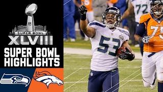 Super Bowl XLVIII Recap: Seahawks vs. Broncos   NFL