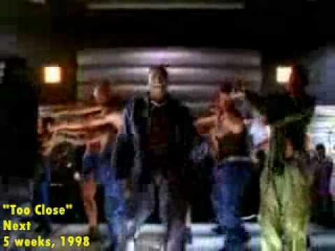Chart Sweep  Billboard Hot 100, 1998