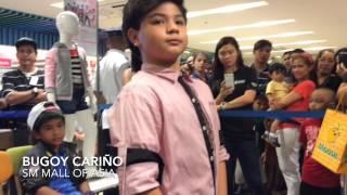 Bugoy performs at SM Mall of Asia - November 23, 2014