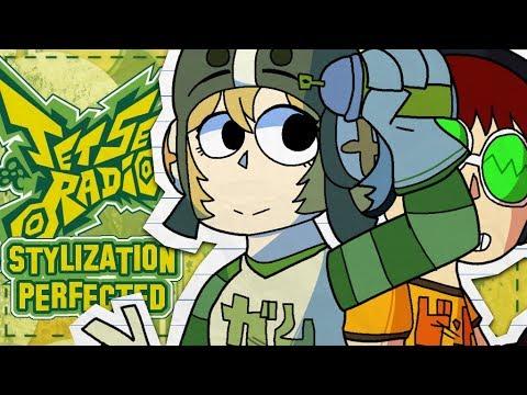 Jet Set Radio - Stylization Perfected (Feat. Alexacat)   Sn0wy