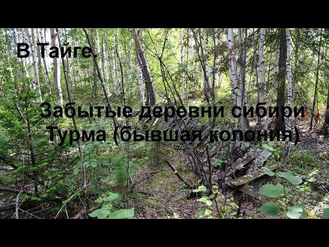 Забытые деревни Сибири.
