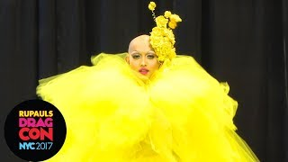 Sissy that Walk with Ongina! at RuPaul's DragCon NYC 2017