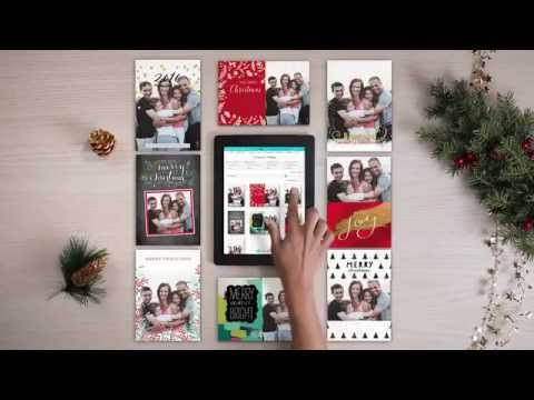 Snapfish Holiday Cards   GREATCARDS Promotion