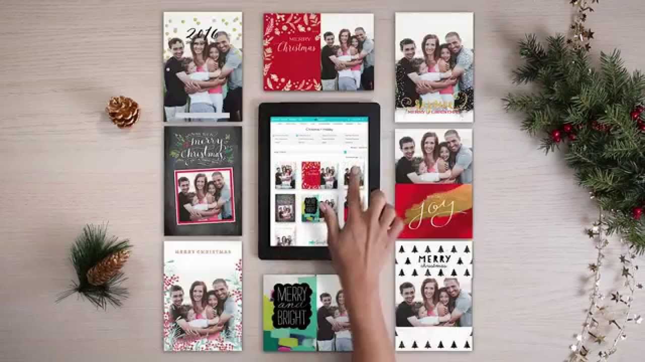 snapfish holiday cards greatcards promotion youtube - Snapfish Christmas Cards