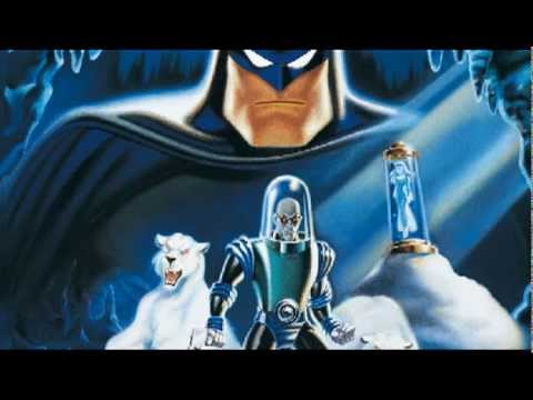 Batman & Mr Freeze Subzero Movie Review