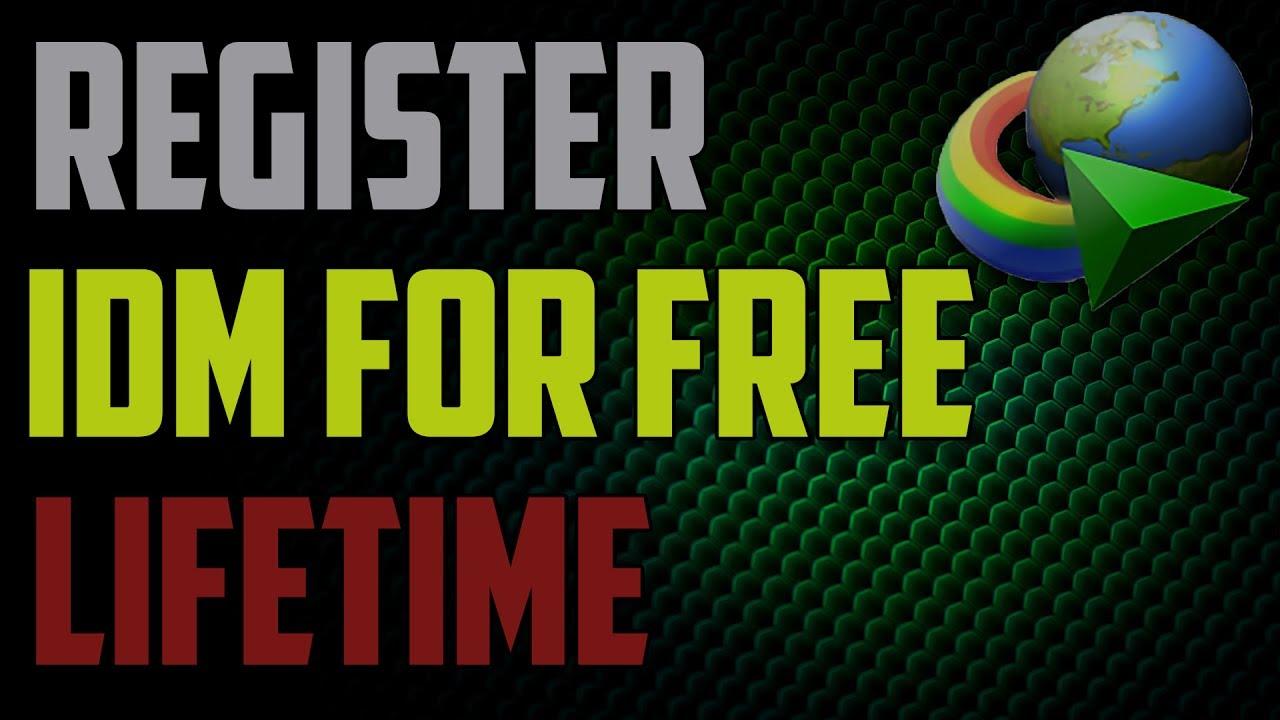 register idm free download